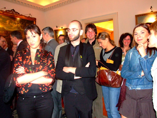 D&AD 2007: dal podio all'ambasciata!