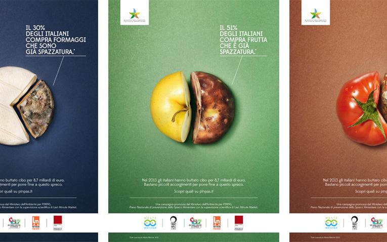Progetto vincitore del Socially Correct 2014 sul tema dello spreco alimentare.