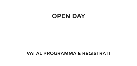 Open day 11 marzo 2017