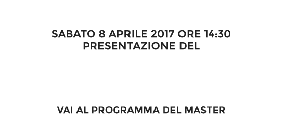 Master in Marketing e Comunicazione d'Impresa - Vai al programma del Master
