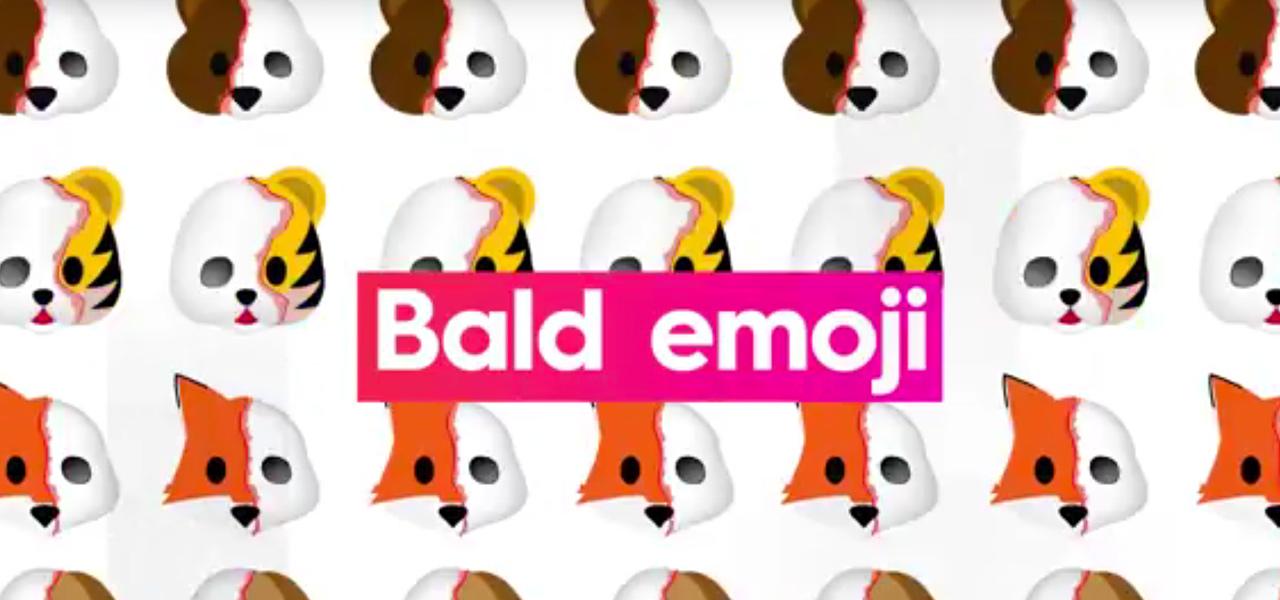 Bald Emoji