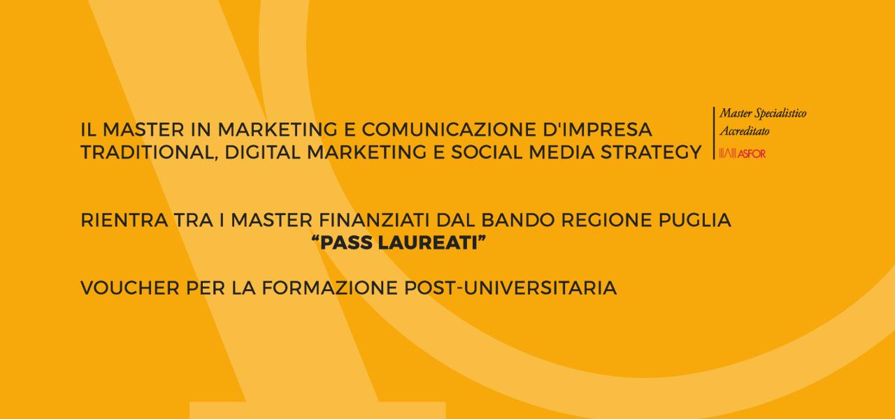 Pass Laureati. Contributi per i laureati pugliesi dalla Regione Puglia
