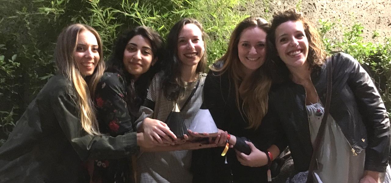Grand Prix della Pubblicità agli studenti di Accademia
