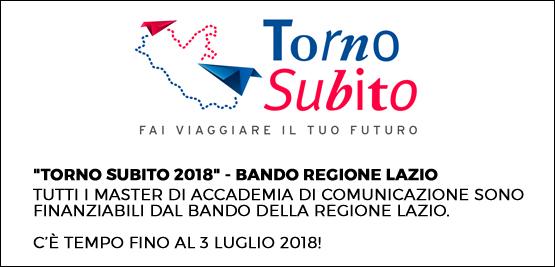 Borse di studioper i Master dalla Regione Lazio
